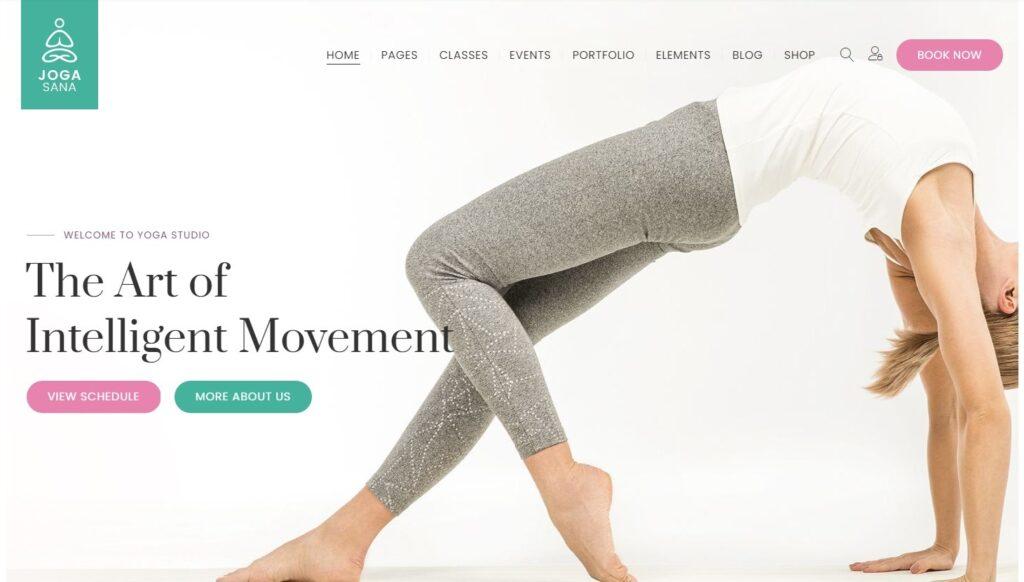 Jogasana – Yoga Oriented WordPress Theme – Yoga Oriented WordPress Theme