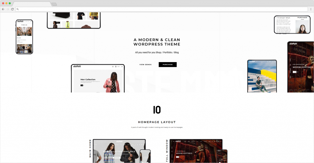 Alceste WordPress Theme For WooCommerce Stores