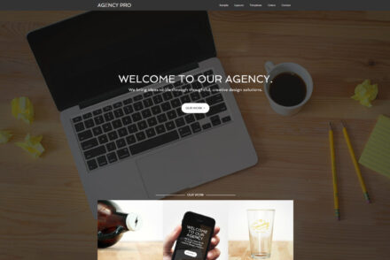 Applications WordPress Themes