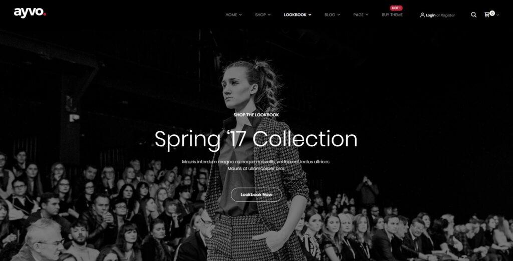 Ayvo Fashion Multipurpose WordPress Theme