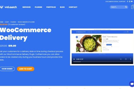 Best Food Order and Delivery Plugins for WordPress