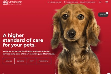 Best Pet Store WordPress Themes