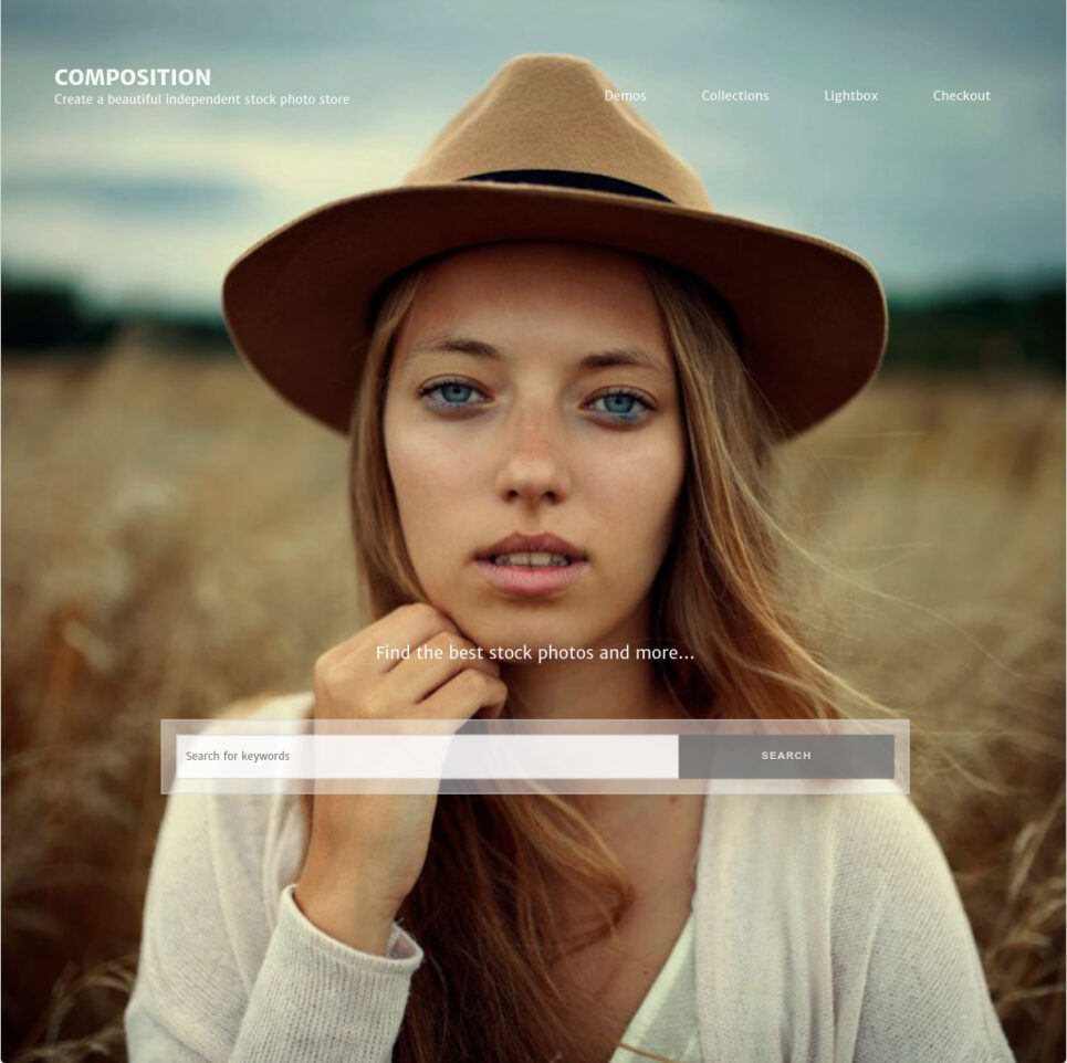 Composition WP EBooks And Digital Download Theme