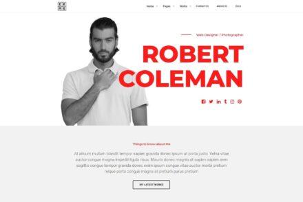 Ekme Multipurpose One Page WordPress Theme