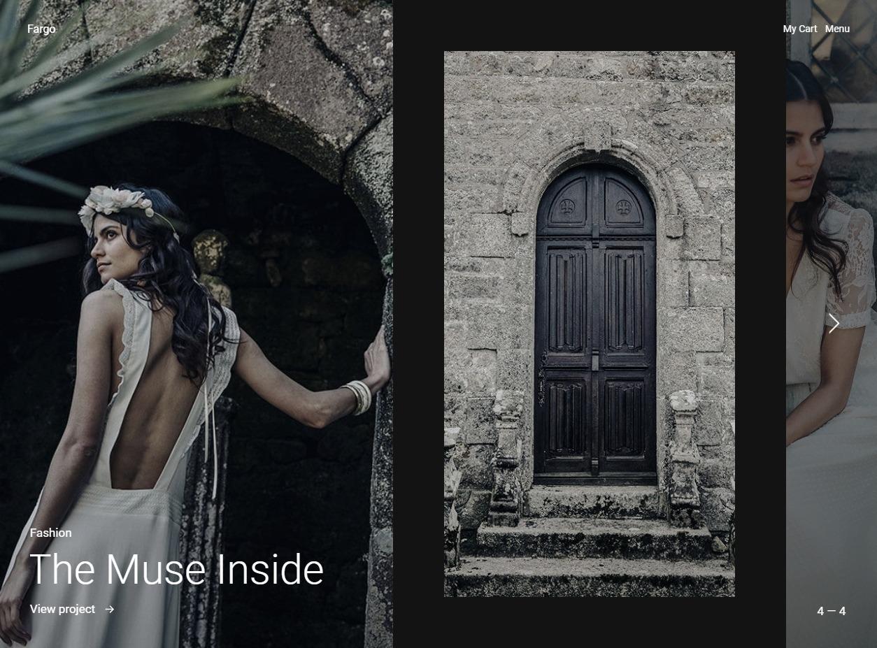 Fargo Wedding Photography WordPress Theme by Pixelgrade