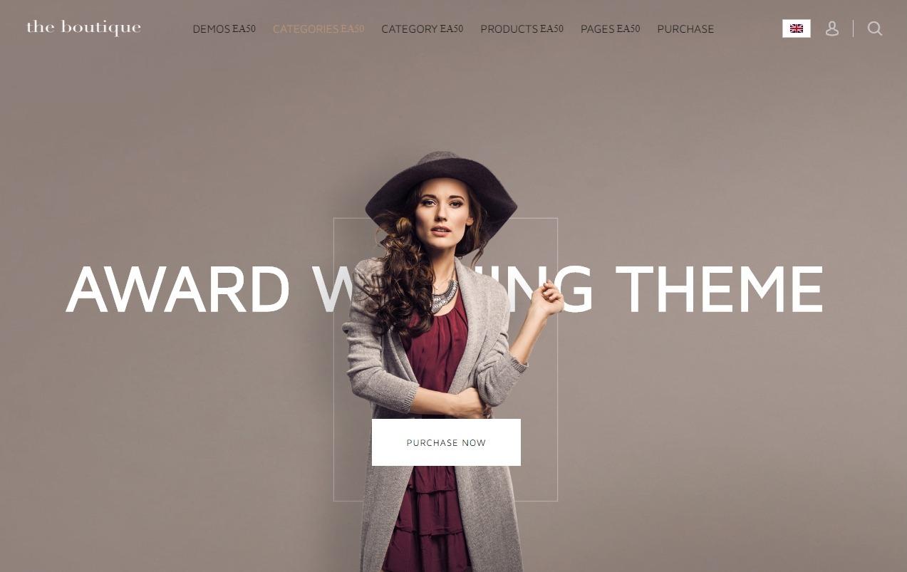 Floris WordPress Boutique Themes