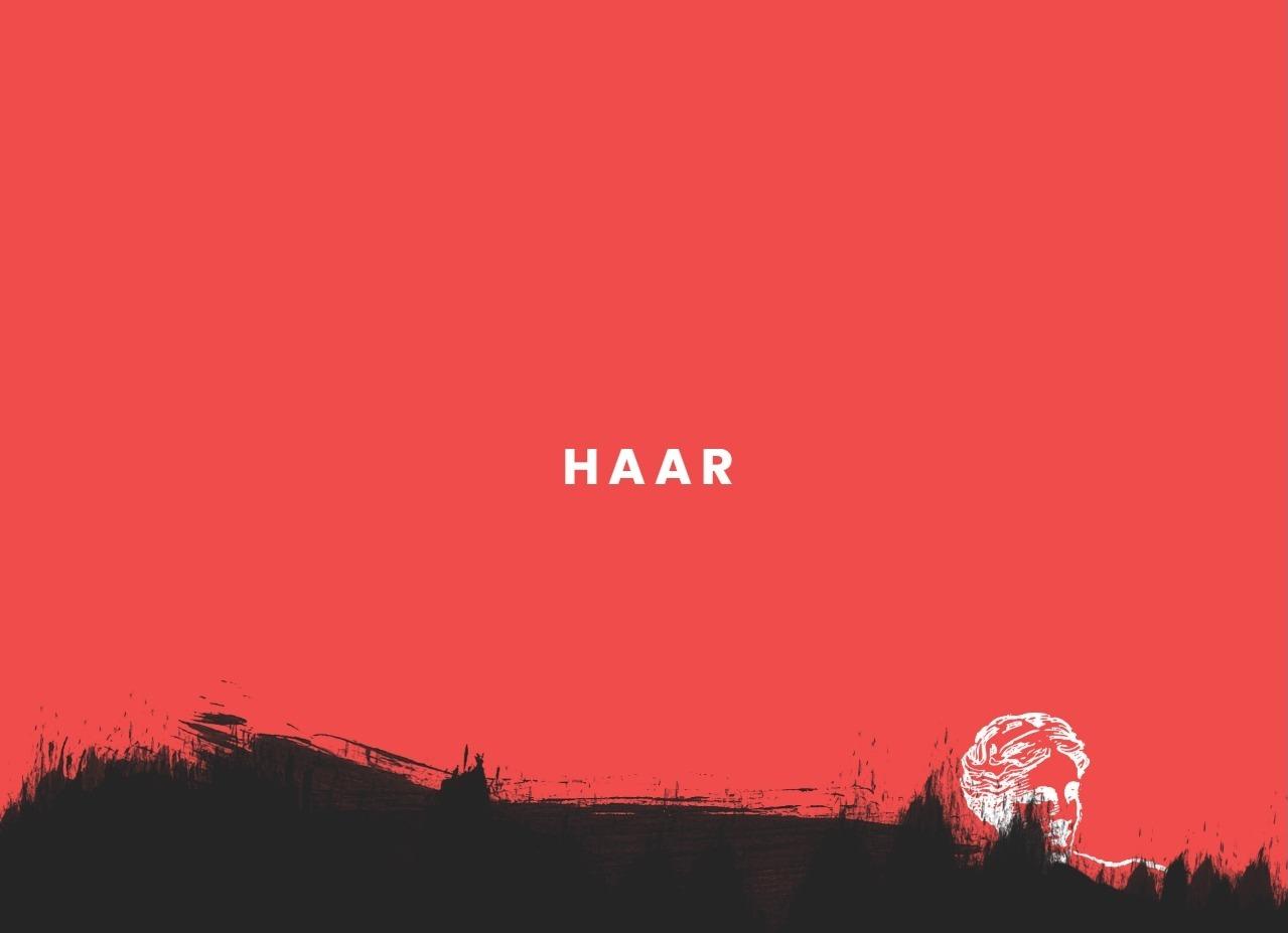 Haar WordPress Theme for Illustrators