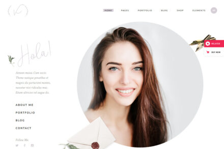 Kanna An Elegant Multi concept WordPress Theme