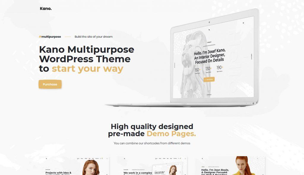 Kano WordPress Theme