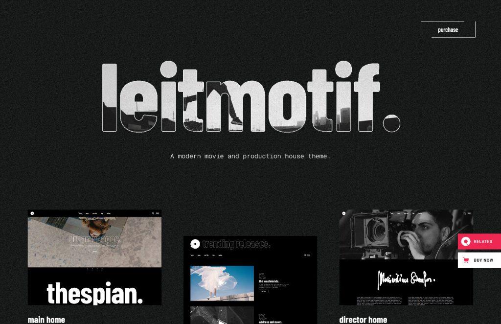 Leitmotif WordPress Theme