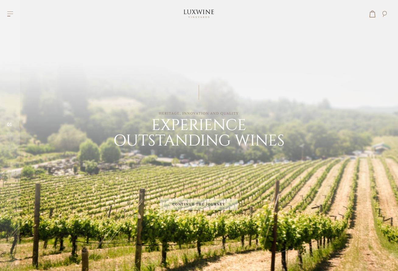 Luxwine Clean Bright Summery Wine Shop WordPress Theme
