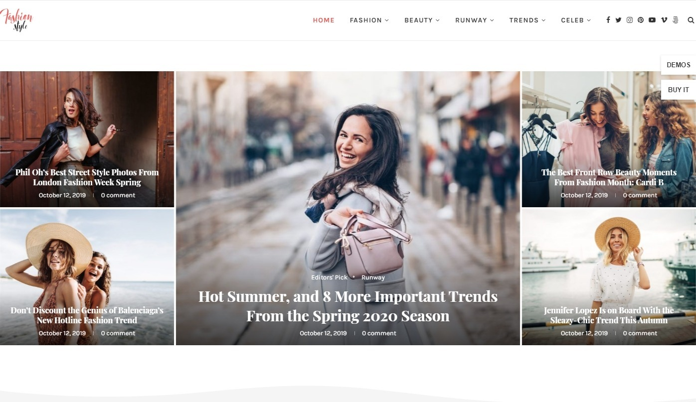 Soledad Multiconcept Magazine Theme with Page Builder