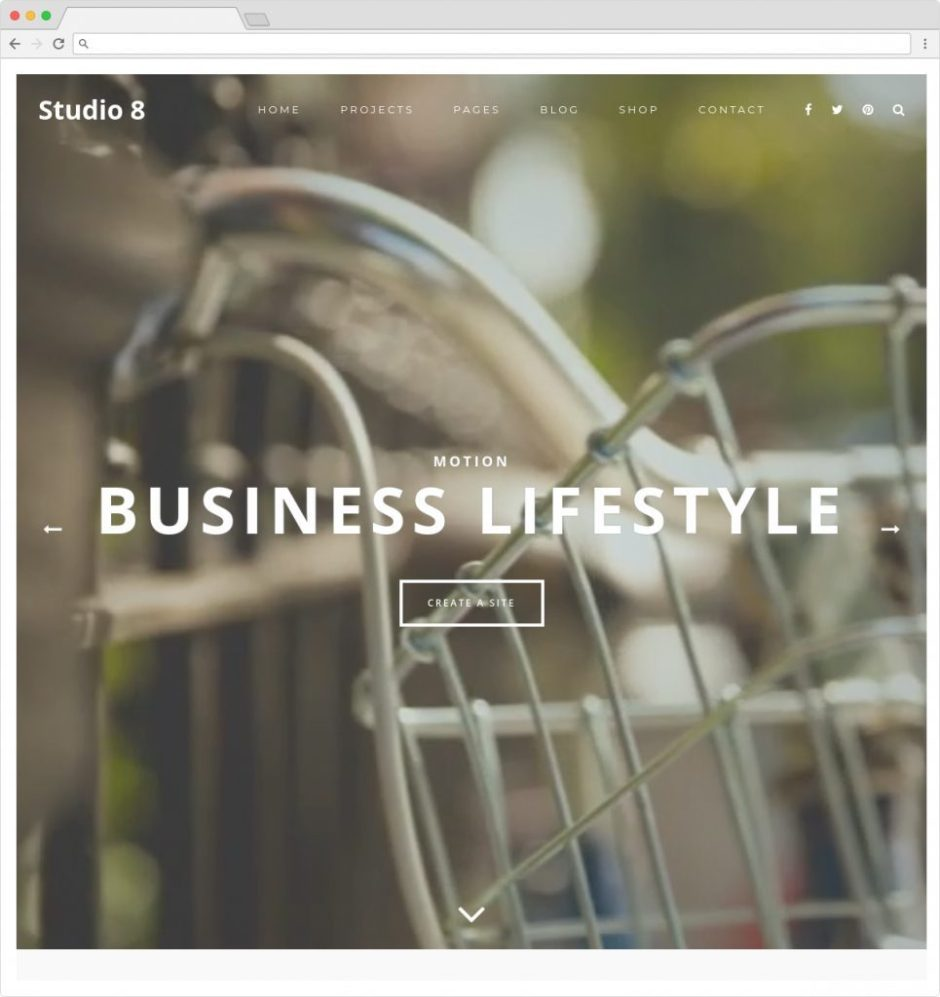 Studio 8 WordPress Professional WooCommerce Theme