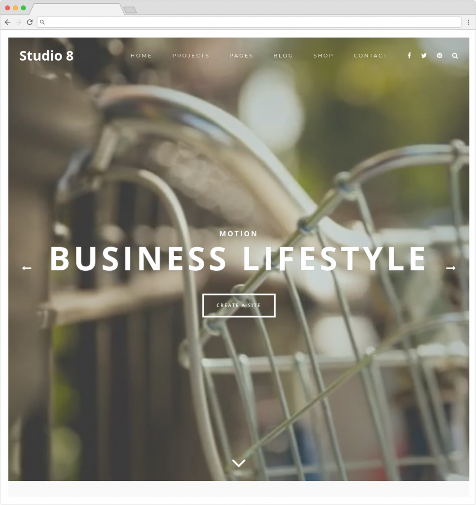Studio Creative WordPress ECommerce Theme