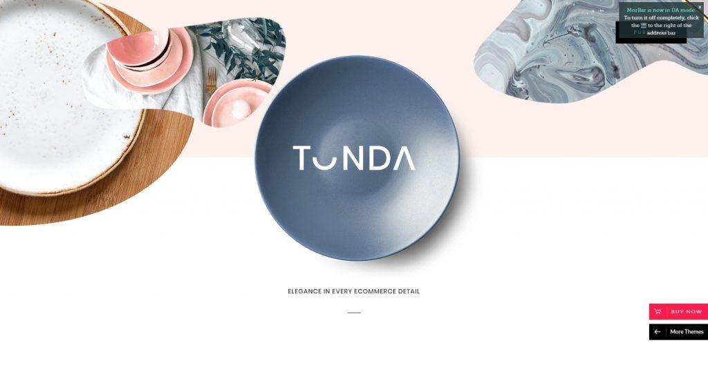 Tonda WordPress Lookbook Theme For Fashion