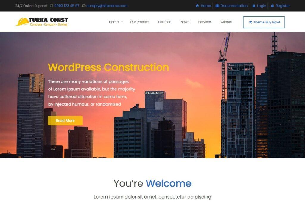 Turka GPL Theme for WordPress
