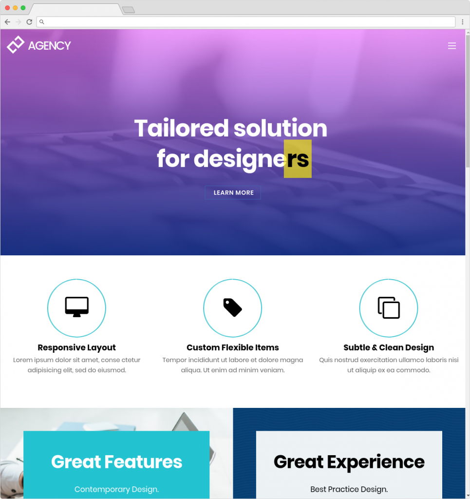 Ultra WordPress WooCommerce And Portfolio Theme For Creative Sites