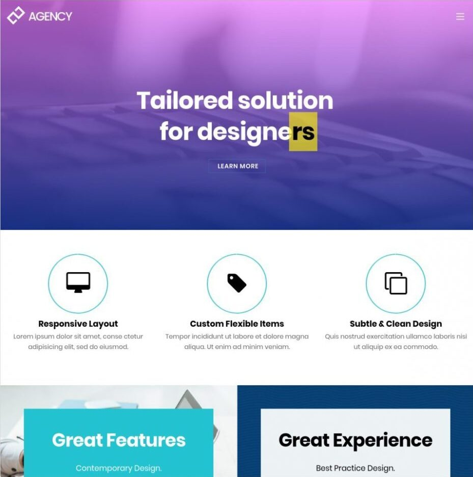 Ultra WordPress WooCommerce And Portfolio Theme For Creative