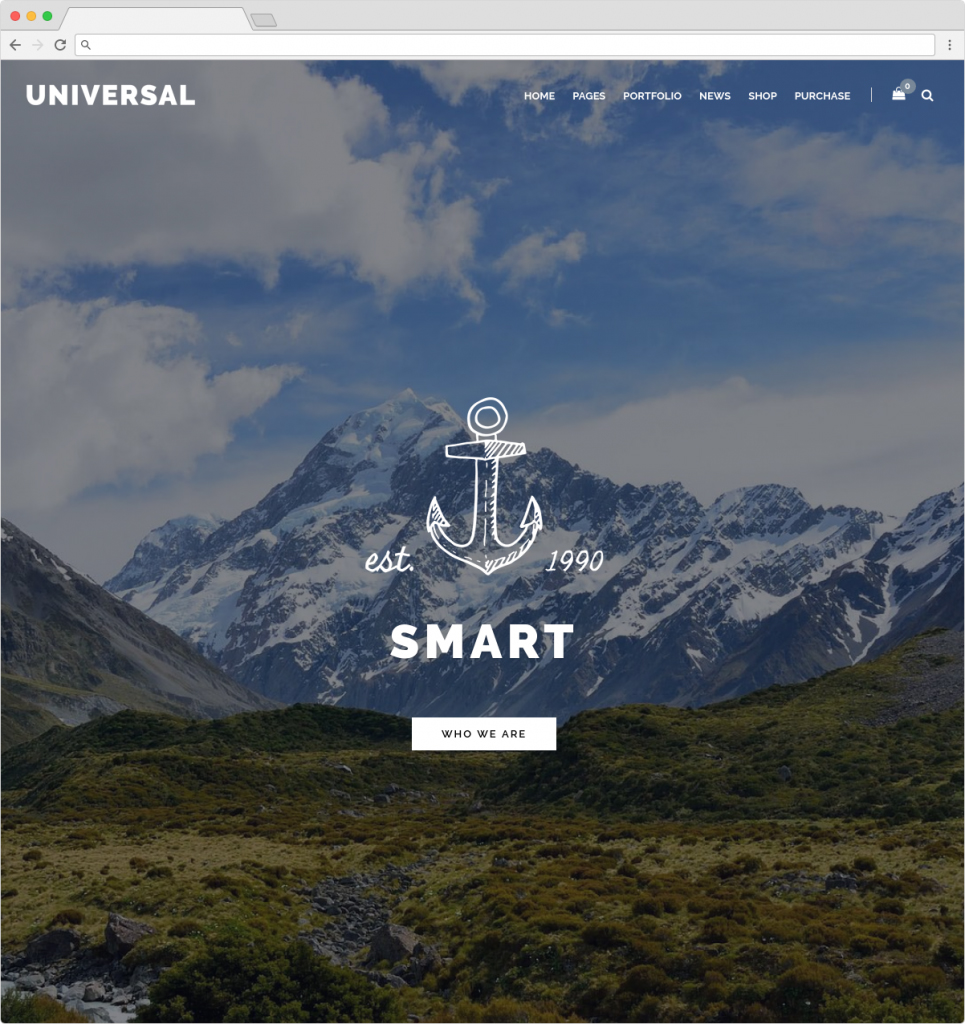 Universal WordPress Creative Agency Themes