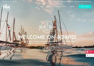 WaveRide Surfing and Water Sports Theme