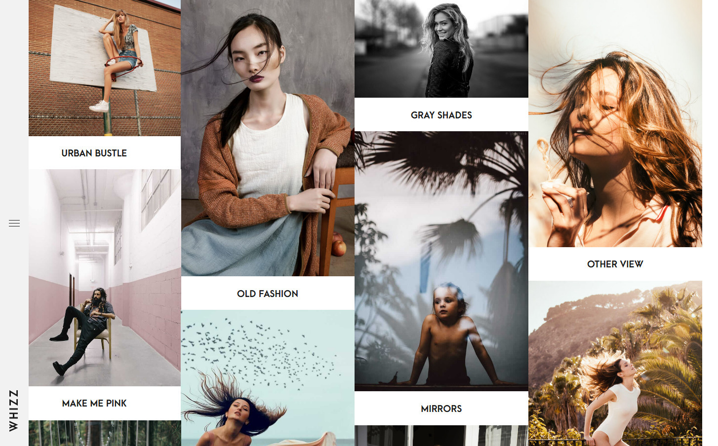Whizz Photography WordPress Theme