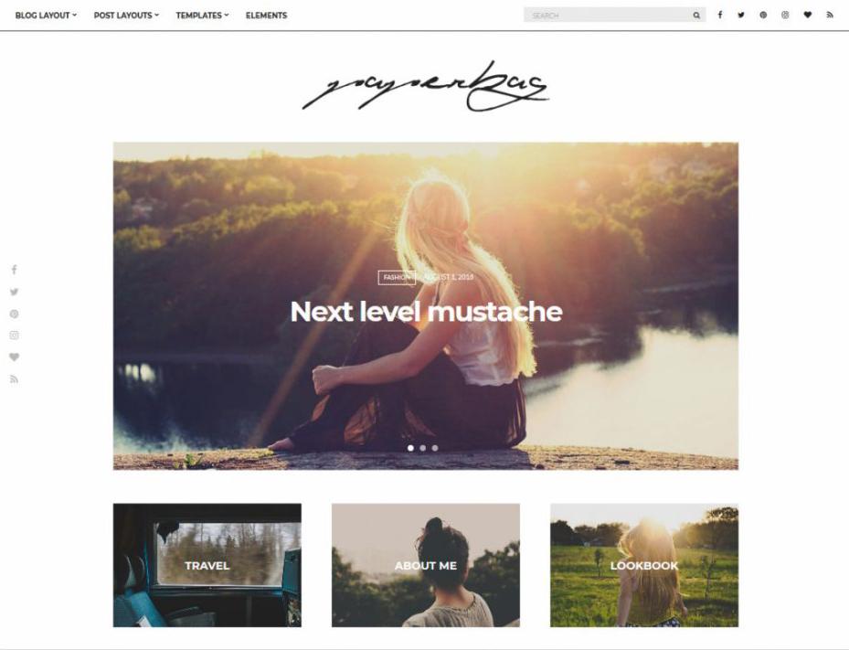 WordPress Journal Themes