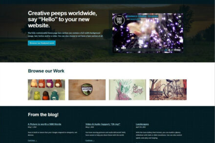 WordPress Tumblr Style Themes