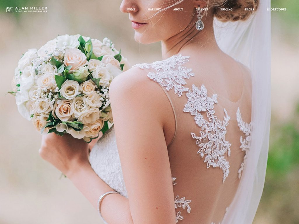 WordPress Wedding Planner Themes