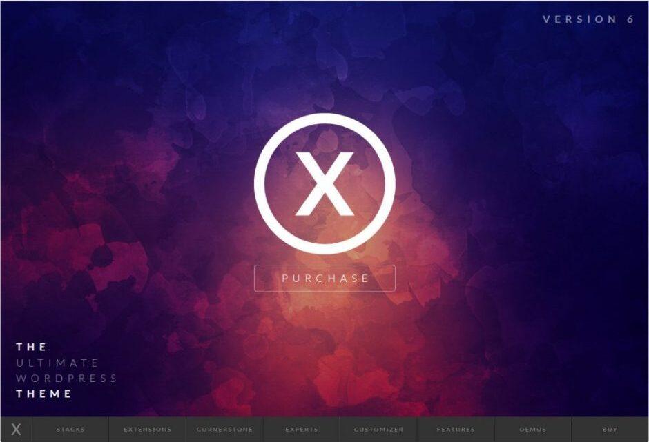 X Premium Multipurpose WooCommerce Blog and Business Theme