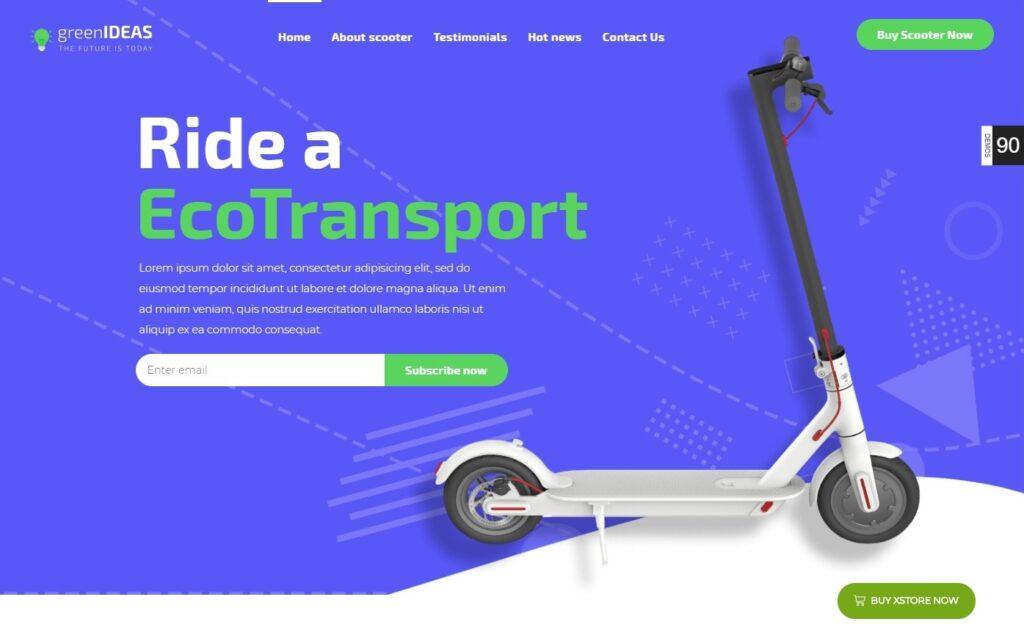 XStore WooCommerce and Elementor WordPress Theme