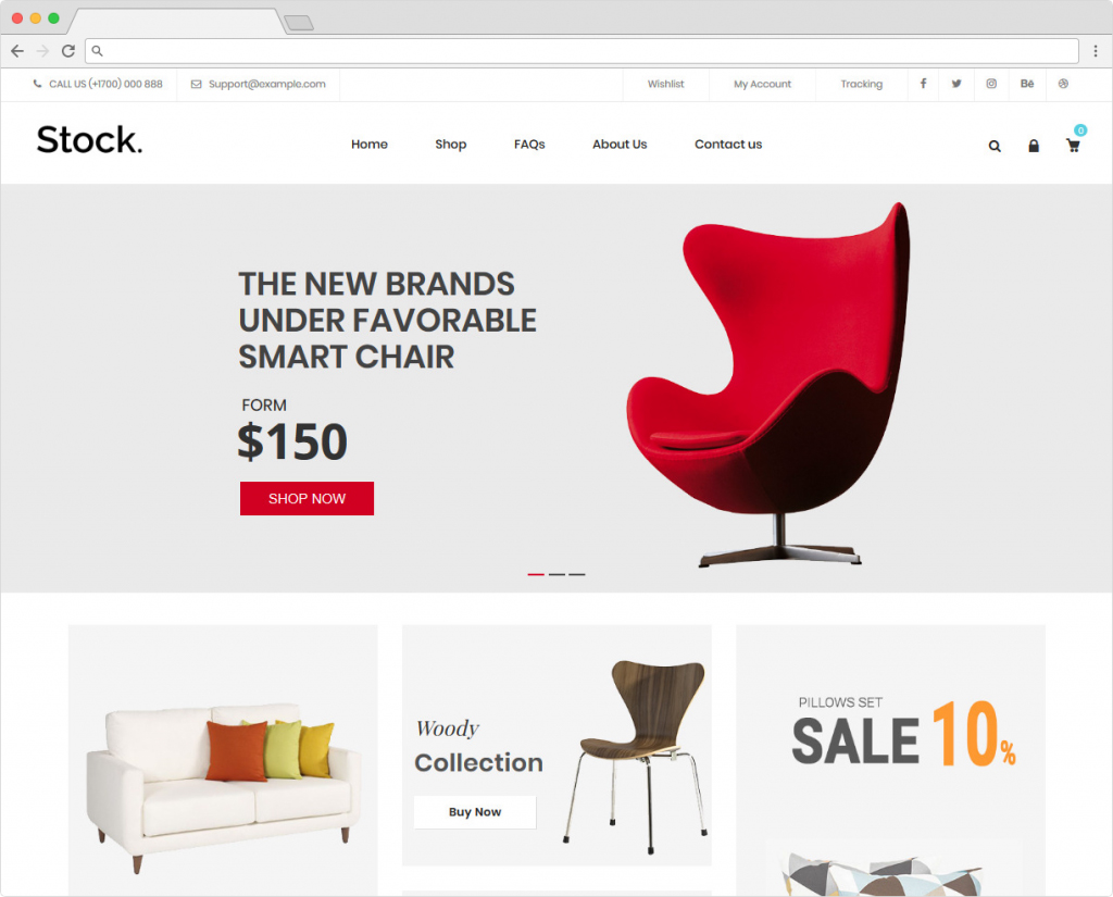 Xtocky WordPress Multivendor WooCommerce Theme