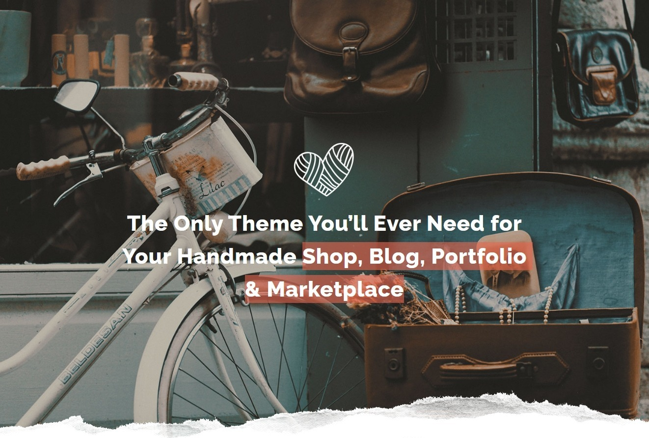 Zass Shop Blog Portfolio and WooCommerce Crafts Theme