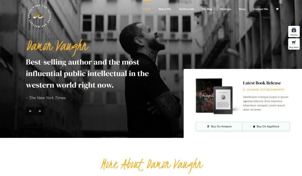 Author – Avada Website Builder For WordPress WooCommerce
