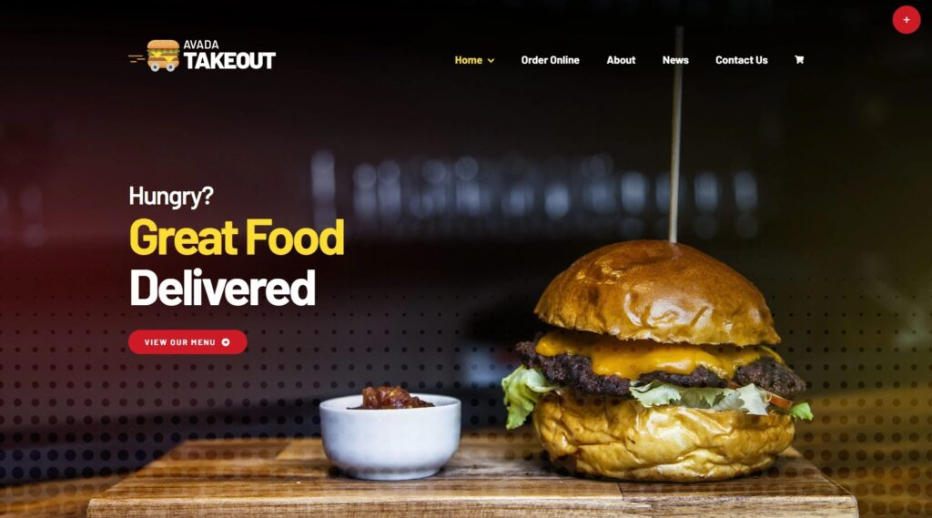 Avada Takeout – Avada Website Builder For WordPress WooCommerce