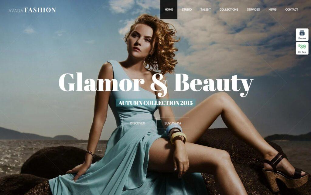 Fashion – Avada Website Builder For WordPress WooCommerce