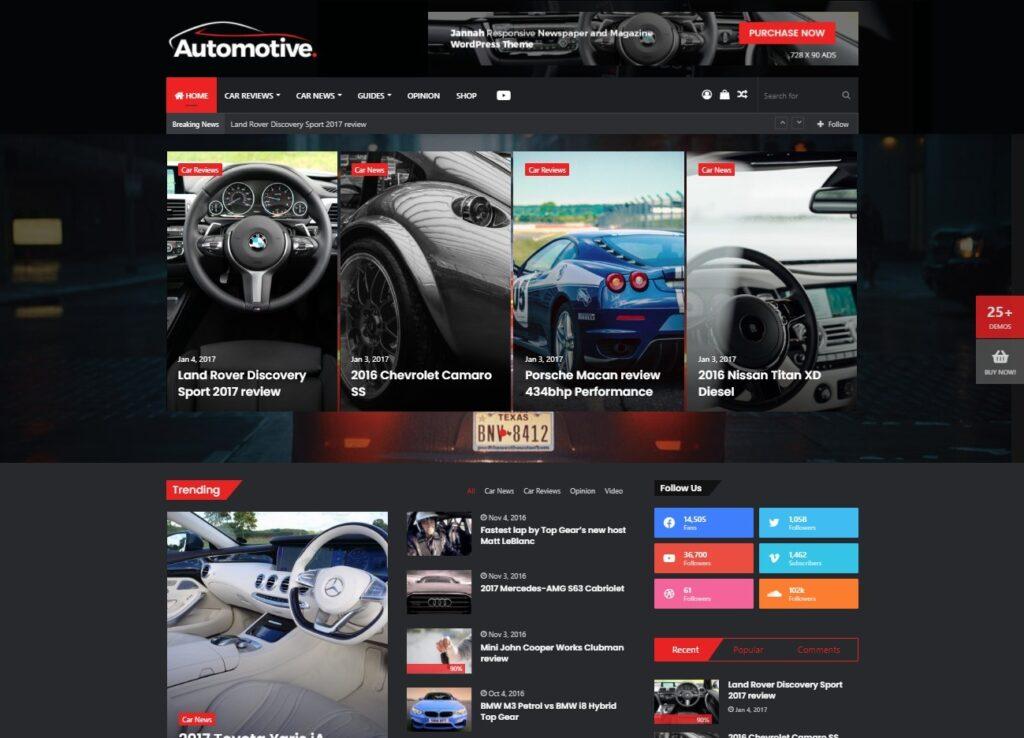 Jannah Auto – Car News and Reviews