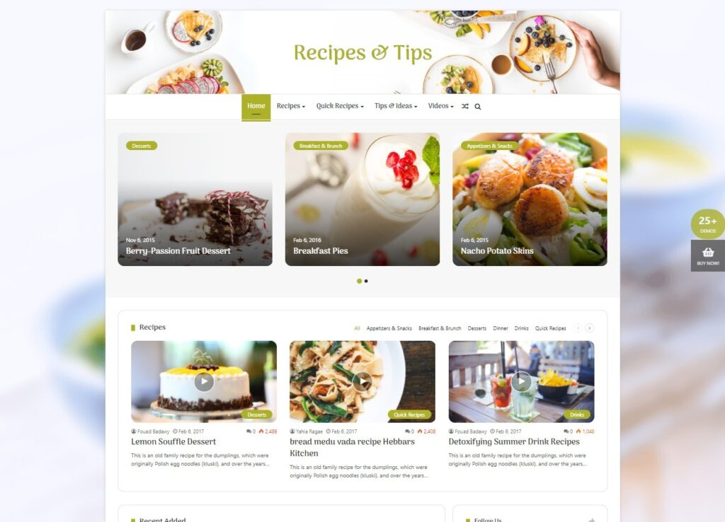 Jannah Foods – Great Recipes Dinner Ideas and Quick Easy Meals