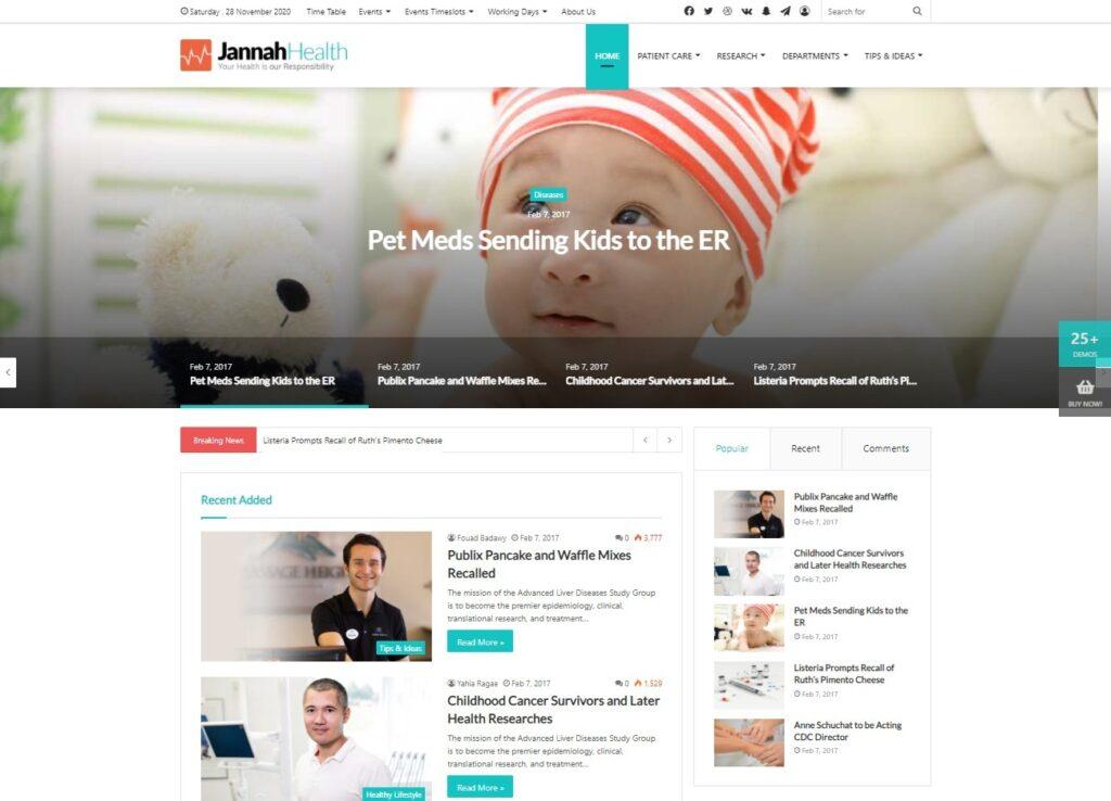 Jannah Health – Better information. Better health.