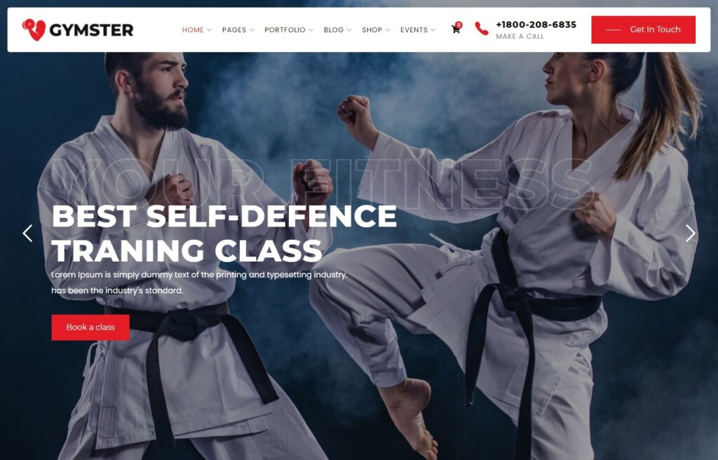 Martial Art – Gymster