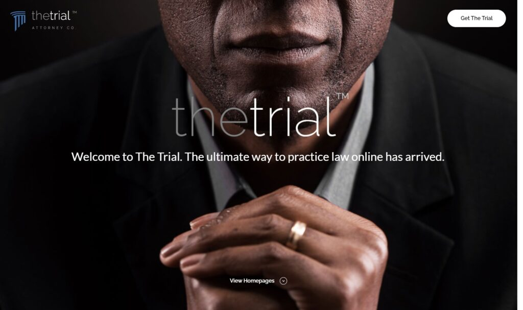 The Trial WordPress Theme for Law Firms