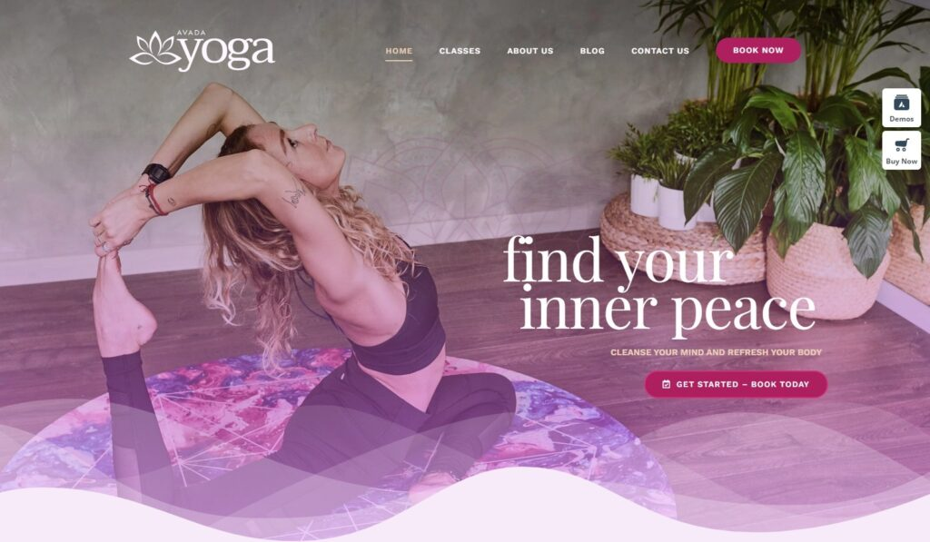Yoga – Avada Website Builder For WordPress WooCommerce