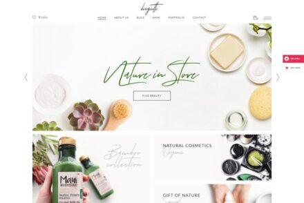 eCommerce Fashion WordPress Themes
