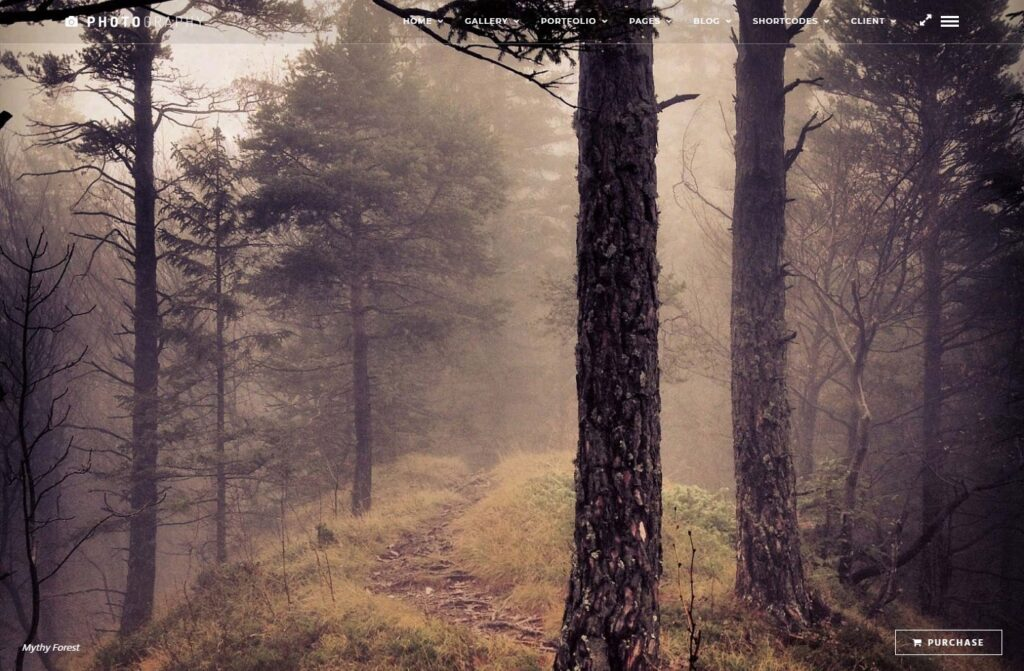 Photography Portraits and Landscape Photo Portfolio