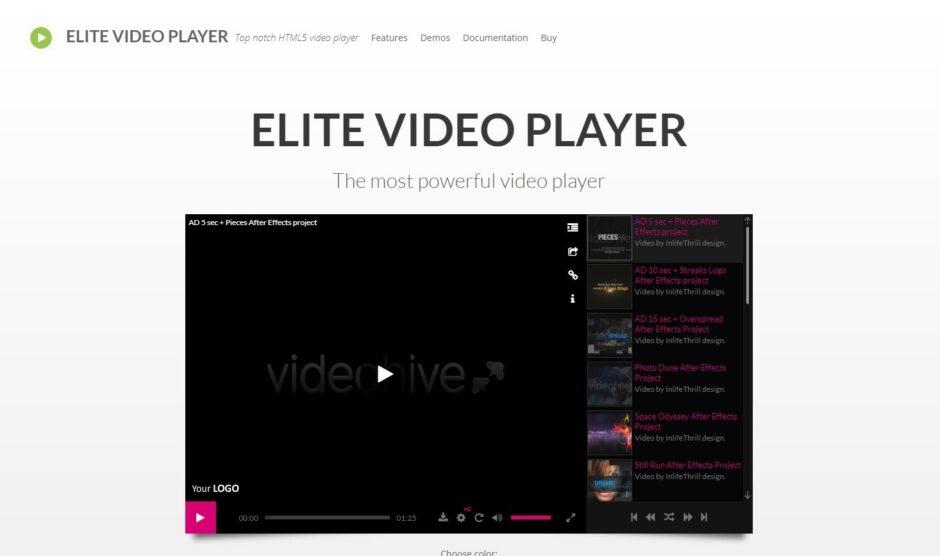 Video Player Plugins