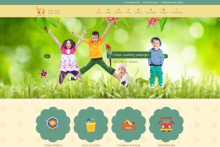WordPress Childrens Themes
