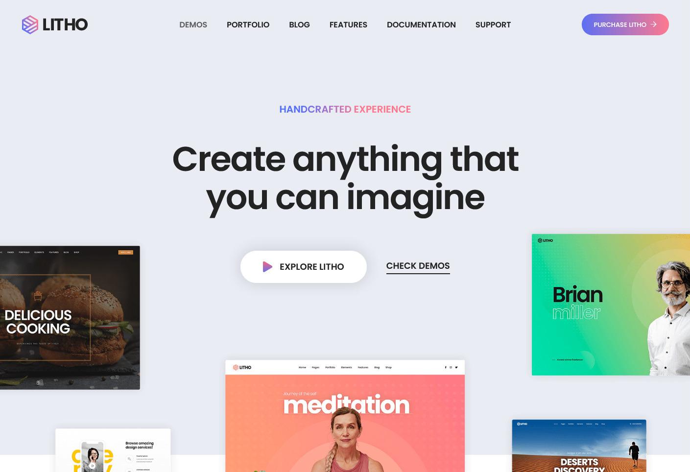 Litho The Multipurpose Elementor WordPress Theme
