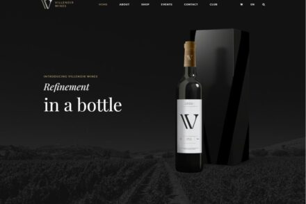 Winery WordPress Themes