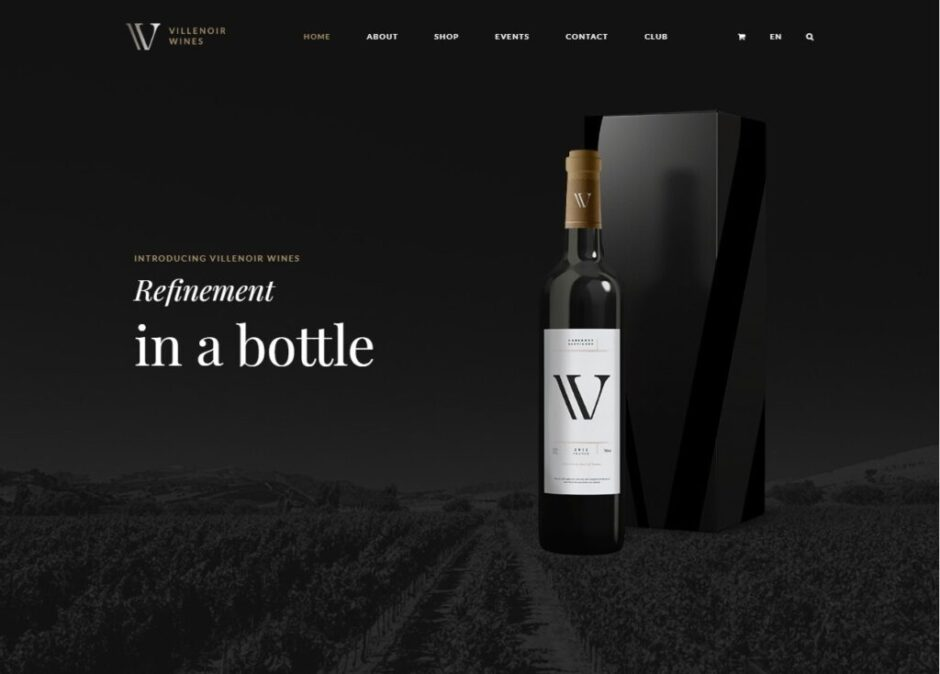 Winery WordPress Themes