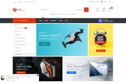 WordPress Electronics Themes