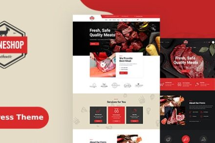 carneshop butcher meat shop wordpress theme rtl by 601a08b5a15ab